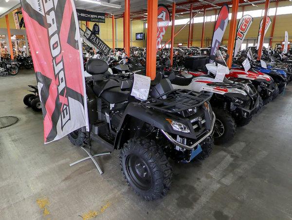 ATV-Ausstellung aus  Burgstetten