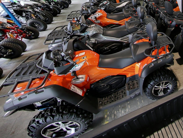 ATV-kaufen in  Zaberfeld