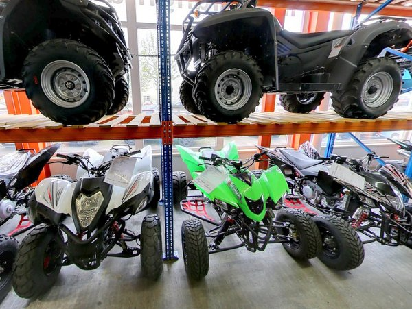 All-Terrain-Vehicles aus  Bad Rappenau