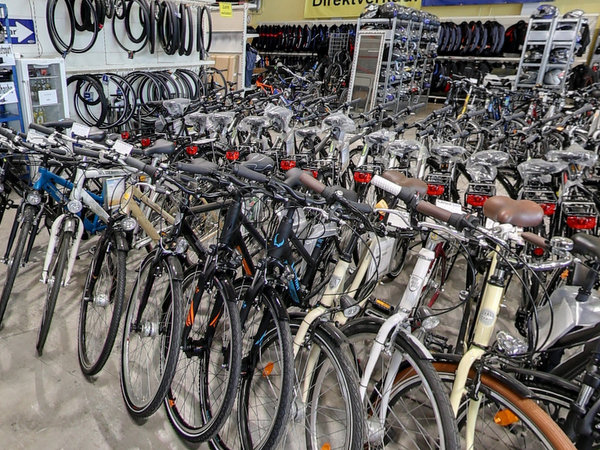 Fahrradhändler aus  Pfedelbach