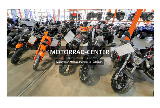 Motorrad-Center in 74360 Ilsfeld