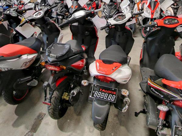 Motorrad Händler