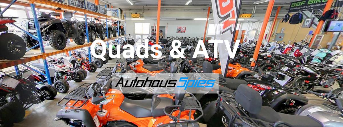 Quads Mundelsheim « SPIES » Fahrrad / Roller