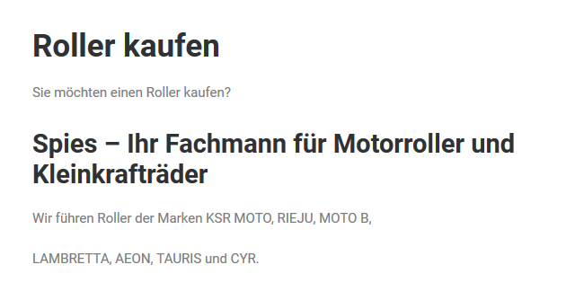 Roller-kaufen in  Gerlingen