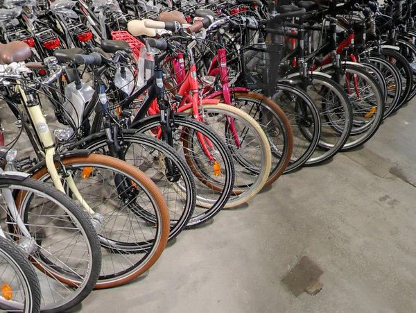 günstige Fahrräder